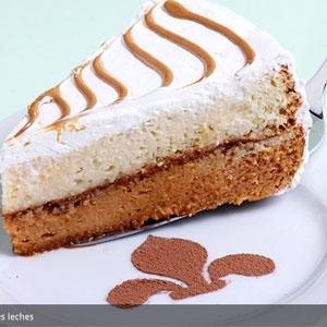 pastel de cajeta
