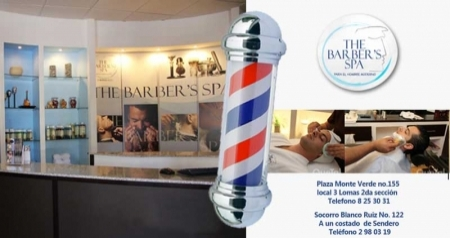 the barbers spa